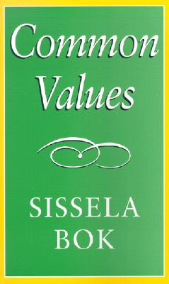 Common Values By Bok, Sissela